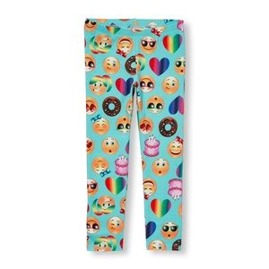 Children's Place Other - 🍩 Emoji leggings 🍩