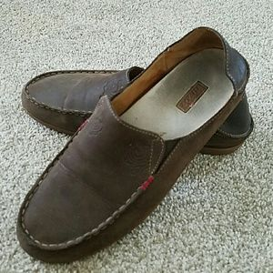 OluKai Shoes - OluKai Nuhea Leather Moccasins