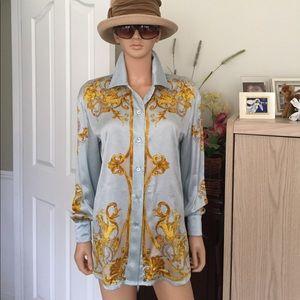 Escada Tops - 💐ESCADA Margaretha Ley 💯 silk blouse