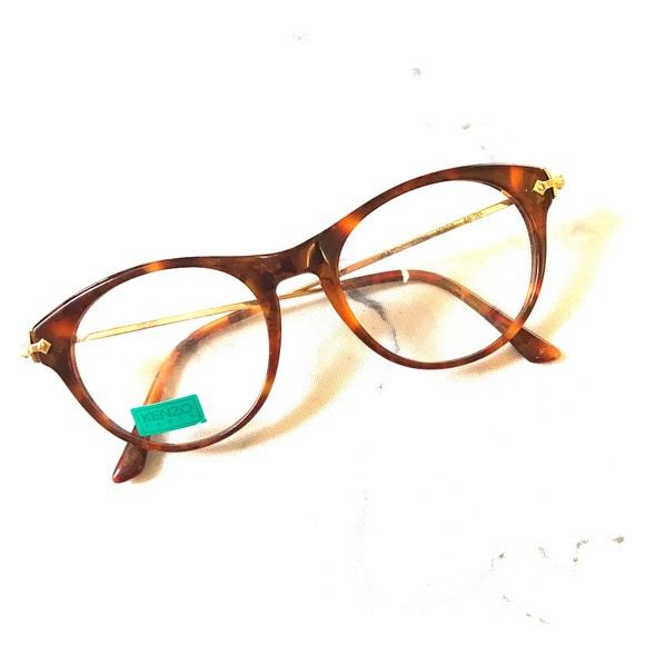 4571e2784a8 VINTAGE ORIGINAL Kenzo Glasses Frame