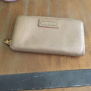 Marc by Marc Jacob Leather Wallet