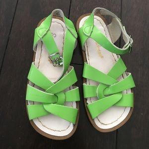 Salt Water Sandals by Hoy Other - Little Girl Salt Water Sandals