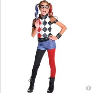 Other - Harley Quinn kids Costume