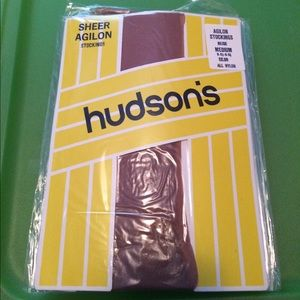 Hudson's Other - Vintage Stockings