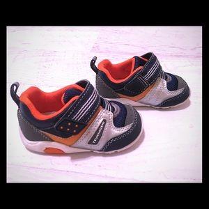 Tsukihoshi Other - Tsukihoshi 'Neko' toddler walker shoes