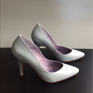 Shoes - Pumps-- Baby blue pumps