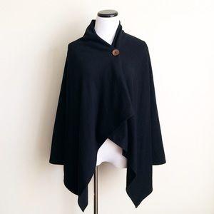 bobeau Sweaters - Nordstrom Bobeau Black sweater wrap
