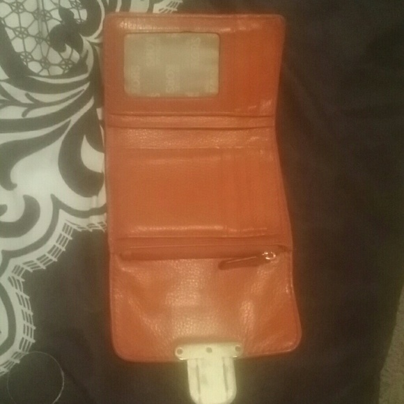 46 off michael michael kors handbags cute orangecoral