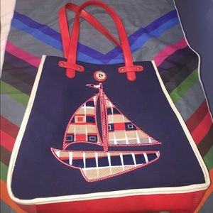 spartina 449 Handbags - NWOT spartina 449 sailboat tote ⛵️