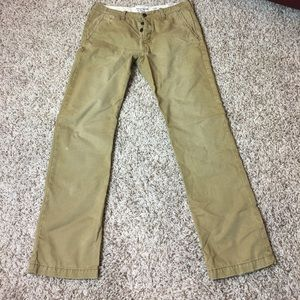 Abercrombie & Fitch Other - Abercrombie & Fitch Men's Khaki Pants