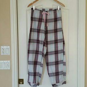 PINK Victoria's Secret Other - VICTORIA'S SECRET Flannel PJ Pants!