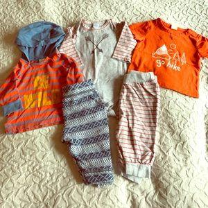 Nordstrom Baby Other - 5 Piece Nordstrom Bundle 3 Months