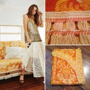 Spell & The Gypsy Collective Other - Vintage Late 60s/ 70s Fringe Bedspread
