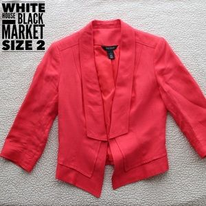 White House Black Market Jackets & Blazers - White House Black Market Jacket size 2