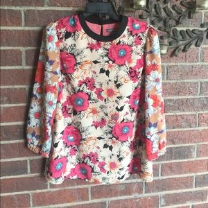 Tinley Road Tops - Tinley Road size M Floral Blouse