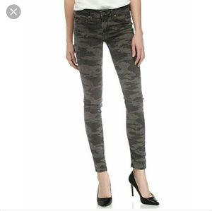 Kenneth Cole Denim - Kenneth Cole New York Camo-print Jeans