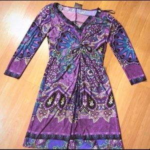 MUSE Tunic Dress - EUC size 4