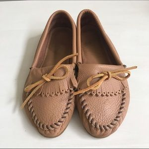 Minnetonka Shoes - Minnetonka Kitty Mocassins