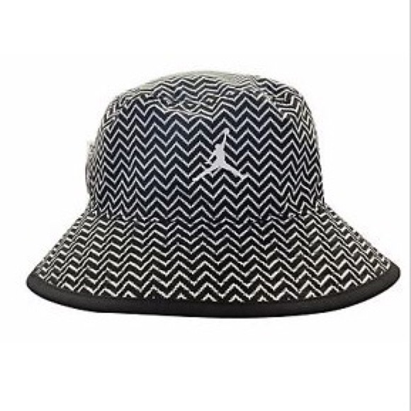 23b31bcac9c Jordan Retro 12 Reservable Jumpman Bucket Hat