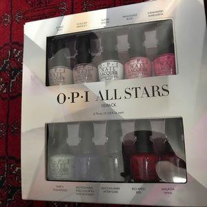 OPI Other - OPI All Stars Mini Nail-polish Set