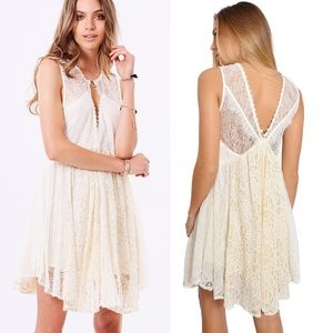Free People Don't You Dare Dress