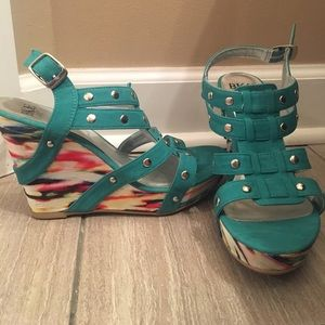 BKE Wedges - Brand New never worn - Size 9