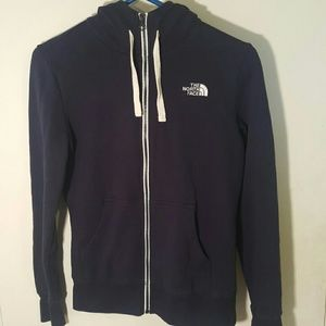 Sweaters - Womens The North Face zip up hoodie