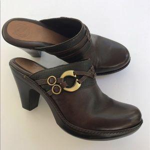 Nurture by Lamaze Shoes - NWOT leather clogs