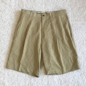 Tommy Bahama Other - Tommy Bahama Flat Front Shorts Men's Size 34