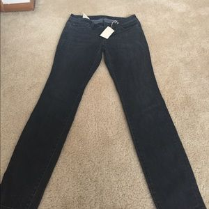 Ann Taylor skinny jeans modern fit