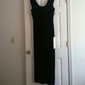 Alex Evenings Dresses & Skirts - Navy blue royal velvet gown
