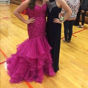 Mori Lee Dresses & Skirts - Pink Mori Lee Prom Dress