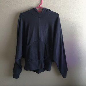 Free people hoodie sweatshirt
