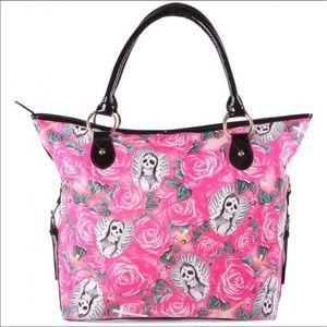 Iron Fist Handbags - 🆑Iron Fist Beautiful Sinner Pink Tote w/ wallet