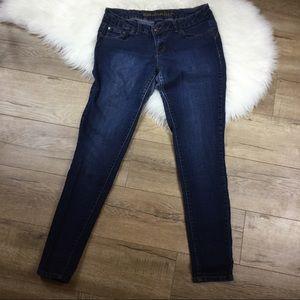 Blue Asphalt Denim - Blue denim skinny jeans
