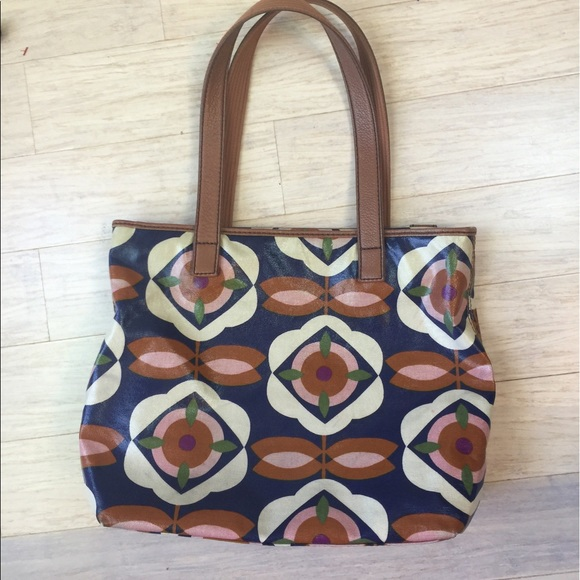 Fossil Bags - FOSSIL Coated Purse Keypur