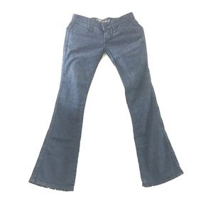 Frankie B Dark Blue 100% Cotton Jeans