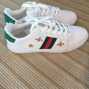 None Shoes | Gucci Style Stan Smith