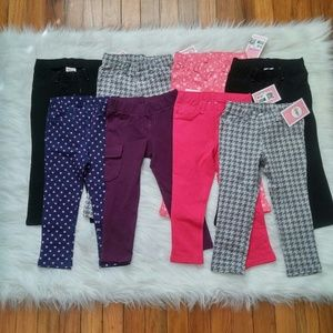 Circo Other - Lot of 3T Jeggings 8 Pieces NWT