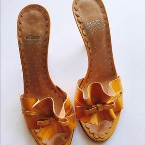Moschino Shoes - Women's Moschino slip on heels