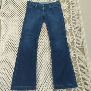 Gap 1969 Long and Lean Boot Cut Jeans