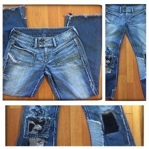 Diesel Denim - Vintage Diesel Jeans Made in Italy
