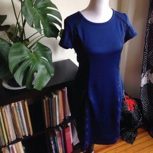 Mondrian scuba dress