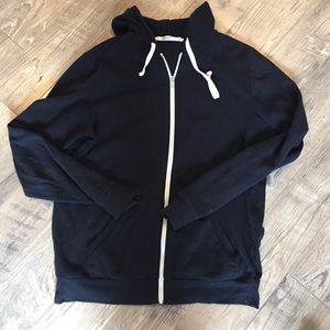Abbot Main Tops - Zip up hoodie