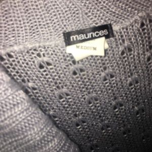 Maurices Dresses - Gray dress