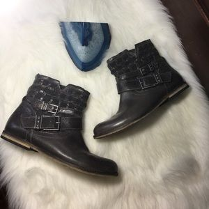 The Sak Shoes - The Sak leather booties