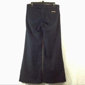 Hudson Jeans Denim - Hudson dark wash Flare Jeans