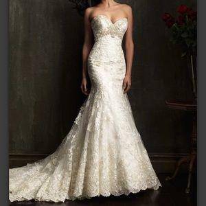 Allure Bridals Dresses & Skirts - Allure Bridals Mermaid Wedding Dress