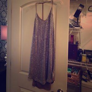 Haute Hippie Dresses & Skirts - Haute hippie sequined dress