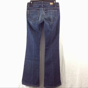 Paige Laurel Canyon Flare Jeans